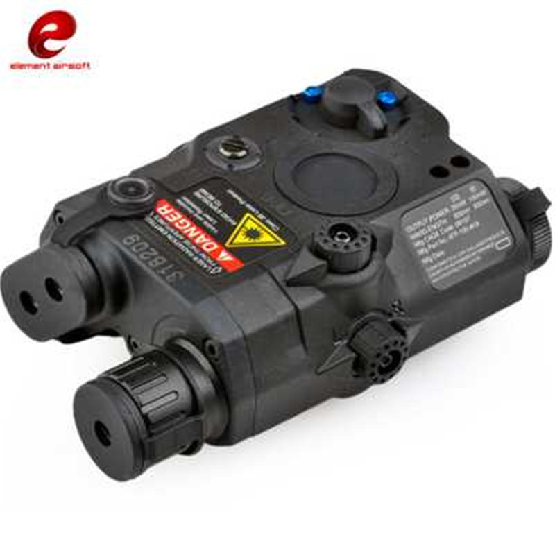 Element Airsoft High Precision Red Dot Laser Integrated With LED Flashlight Tactical Accessories for Hunting Weapon Equipment