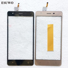 купить ESUWO Mobile Pone Touch Screen Panel For Prestigio Muze H3 PSP3552 PSP 3552 DUO Touch Screen Digitizer Front Glass Touchscreen онлайн