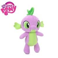 Novo 30 cm My Little Pony Friendship Is Magic Spike o Dragão de Pelúcia Brinquedos De Pelúcia Applejack Fluttershy Twilight Sparkle Rainbow Dash bonecas