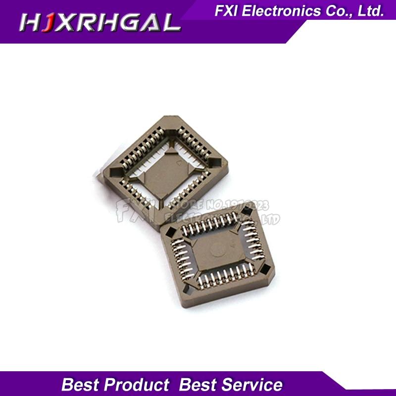 5PCS New PLCC68 PLCC 68 Pin DIP IC Socket Adapter Converter