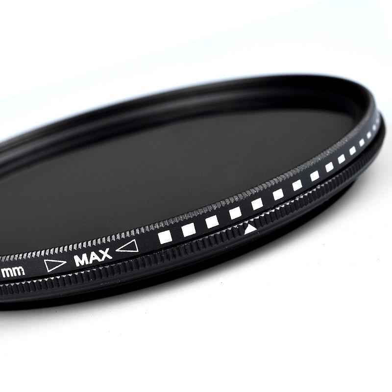 Image 4 - Zomei 77 مللي متر ترويسة متغير ND تصفية قابل للتعديل ND2 إلى ND400 ND2 400 الكثافة المحايدة لكانون نيكون هويا سوني كاميرا عدسة 77 مللي متر-في فلاتر الكاميرا من الأجهزة الإلكترونية الاستهلاكية على AliExpress