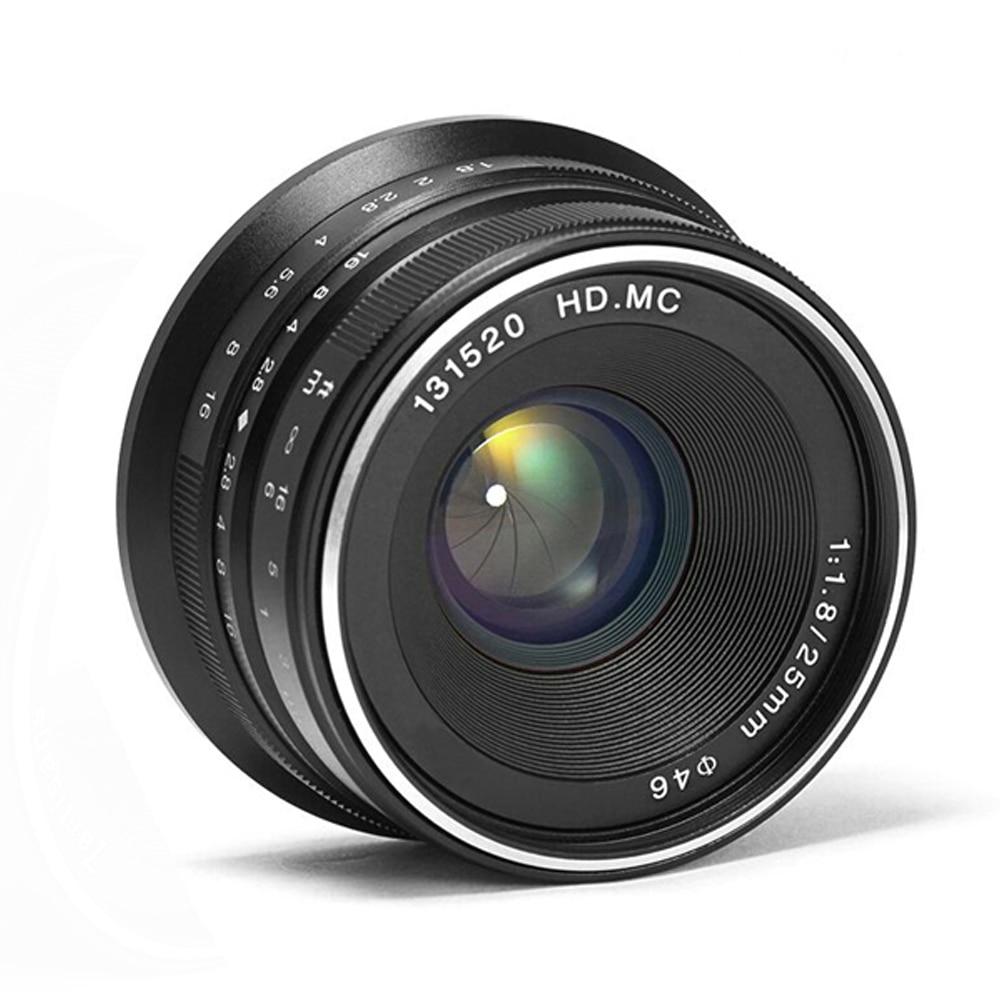 Micro objektiv Primární objektiv Inseesi 25 mm f1.8 pro E Mount / - Videokamery a fotoaparáty - Fotografie 5