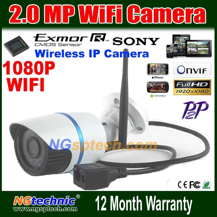 Sunvision Onvif 2 0MP 1080P HD Outdoor CCTV font b Camera b font wifi P2P Plug