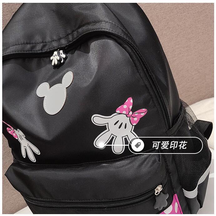 Casuais Sacos de Alta capacidade Mochila Feminina mochilas