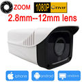 4X Zoom da câmera ip 1080 P Ao Ar Livre À Prova D' Água FULL HD cctv sistema de segurança de vigilância em casa p2p ipcam infravermelho 1920*1080 cam JIENU