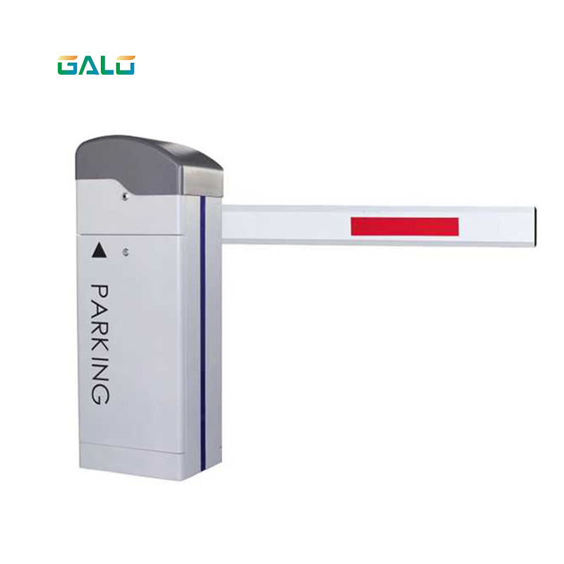 Vehicle Boom Barrier Gate Operator For Car Parking System