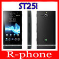 Descuento grande st25i original sony xperia u st25i abrió el teléfono móvil de doble núcleo teléfono 3g gsm wifi gps 5mp