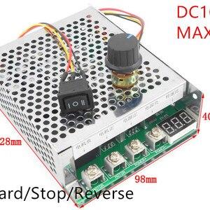 DC Brush Motor Speed Regulator