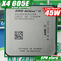 AMD Athlon II X4 605E CPU Процессор Quad-CORE (2.3 ГГц/L2 2 М/45 Вт/2000 ГГц) Socket am3 am2 + бесплатная доставка 938 pin продать X4 600e