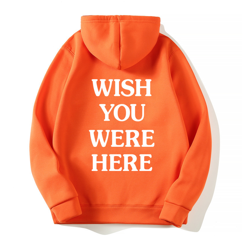 TRAVIS SCOTT ASTROWORLD WISH YOU WERE HERE HOODIES fashion letter ASTROWORLD HOODIE streetwear Man woman Pullover Sweatshirt 21