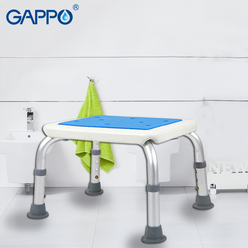 Gappo Wall Mounted Shower Seats Trainer Bathroom Toilet Adjustable Folding Bathroom Seats Toilet Seats Home Improvement Bathroom Safety & Accessories
