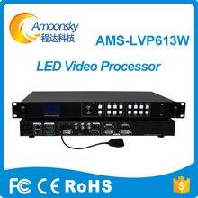 AMS-LVP613W Processador de Vídeo de Controle Remoto Wi-fi Levou Processador de Vídeo Para Tela Led Indoor Outdoor Apoio Display Led Linsn Nova