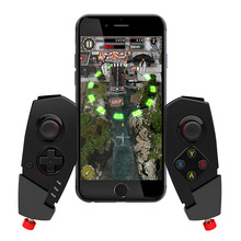 Telescopic Wireless Gamepad Bluetooth Gaming Controller for iPhone PC iOS Android Joypad Game Remote Handle Console Joystick