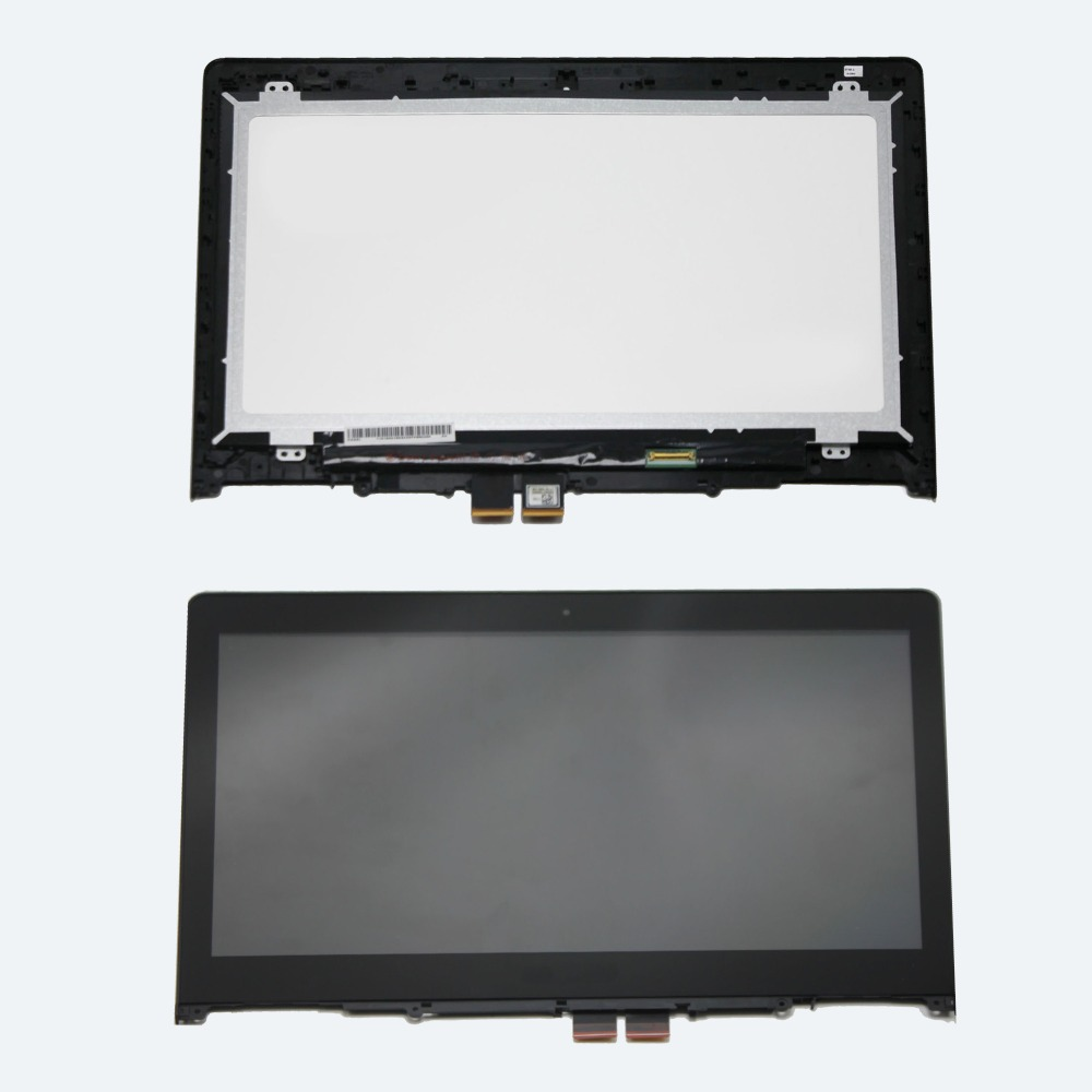 5D10K42173 5D10H91420 For Lenovo Flex 3-14 flex 3 14 14 FHD LED LCD Touch Screen Digi Assembly + Frame pico qx