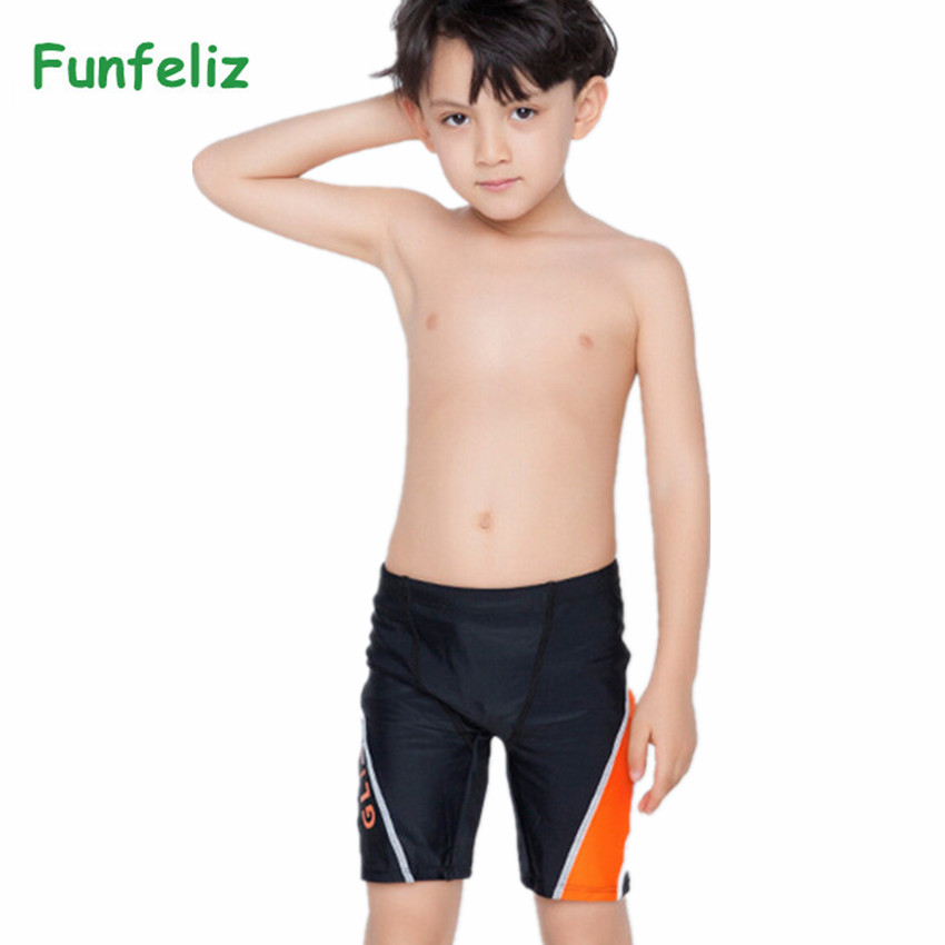 Summer Style Boys Swimming Trunks For Boys Swimwear 2016 Kids 10T-16T Swimsuit Child Bathing Suits Character Children Swim Wear