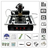 BGA Rework Station LY M770 With 80MM 90MM Stencils For Optional Game Console Bga Kit Pack