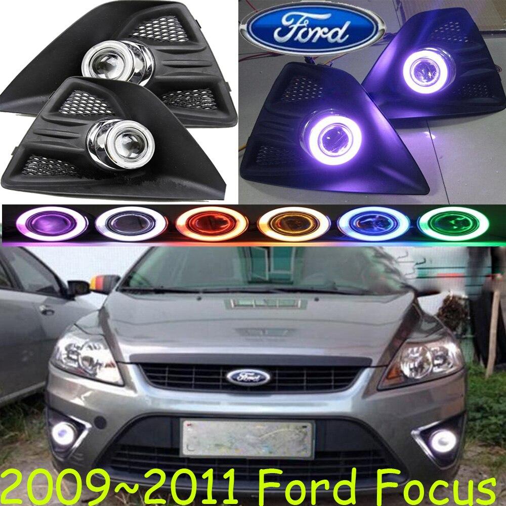 Фотография Car-styling,CAR fog lamp,2009~2011,chrome,Free ship!2pcs,FOCU head light,car-covers,Halogen/HID+Ballast;FOCU