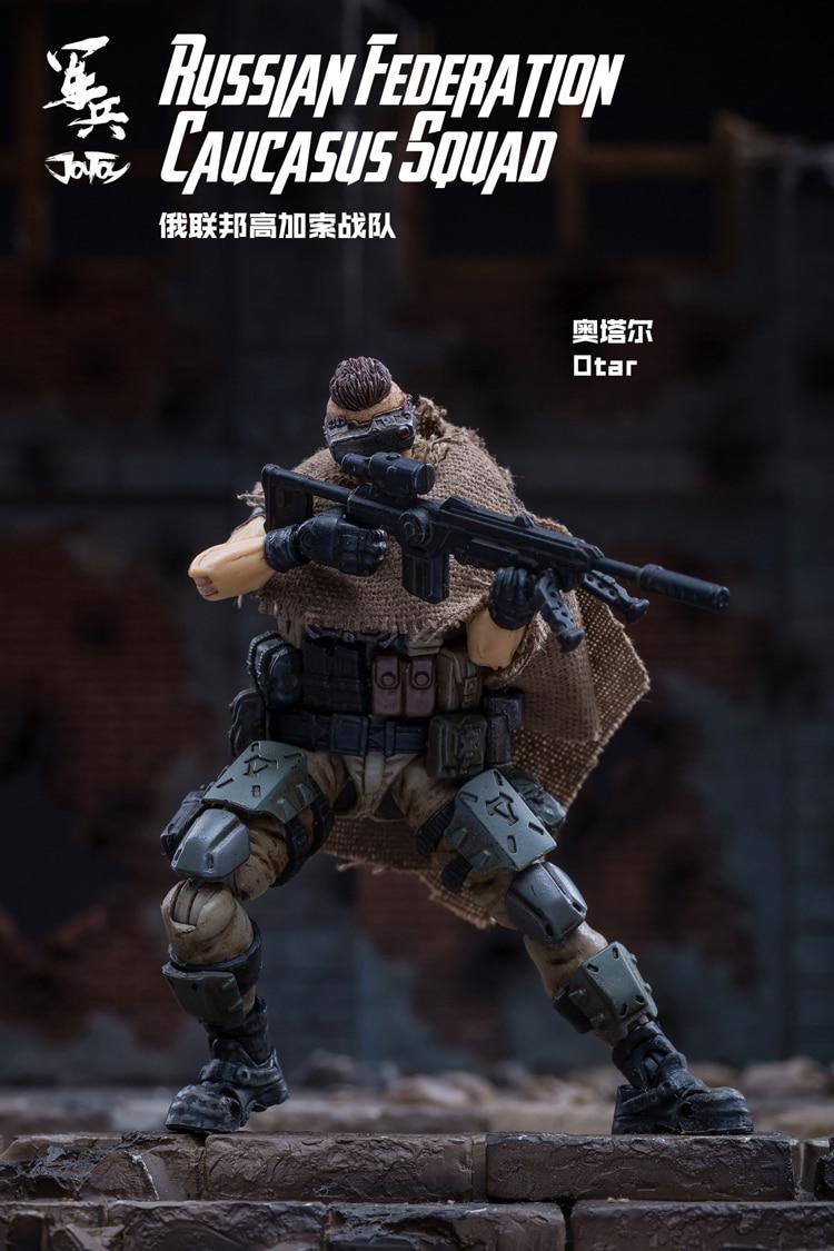 1 18 figura de ação soldados JOYTOY