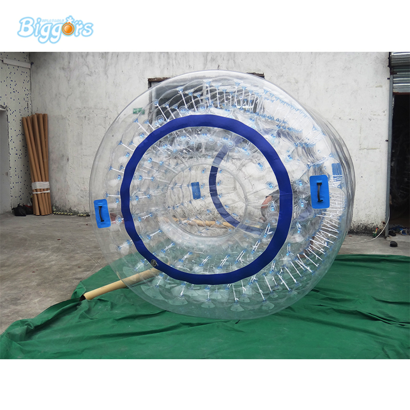 PVC Material Inflatable Water Roller Inflatable Human Water Bubble Ball With High Quality free shipping inflatable water wheel pool inflatable water roller water roller ball inflatable water balls
