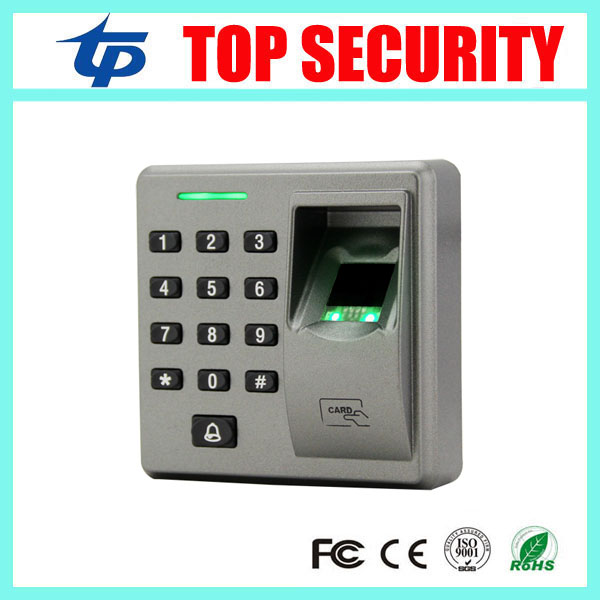 FR1300 fingerprint reader exit reader for F18, F2 and F8 access control system RS485 fingerprint and RFID card reader ZK FR1300 zk fingerprint access control system with rfid card reader dustproof fingerprint access control reader dustproof replace x7