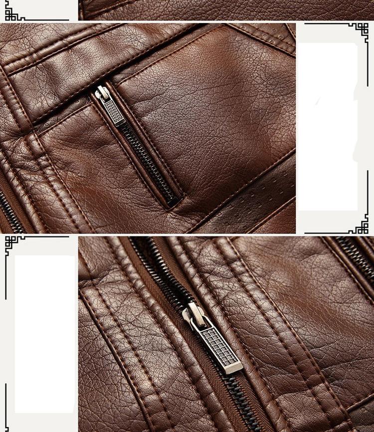 HTB1yTPnaIrrK1RjSspaq6AREXXai XingDeng PU Brand High Leather Jacket Men Coats plus 5XL Quality Outerwear Men Business Winter Faux Fur Male top clothes Fleece