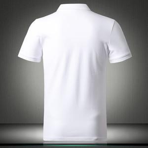 Image 3 - Мужская рубашка поло с цветочным принтом, размеры M 4XL/5XL