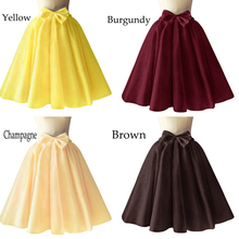 Hot sale 2019 Short Tulle Petticoat Crinoline Vintage Wedding Bridal Petticoat for Wedding Dresses Underskirt Rockabilly Tutu