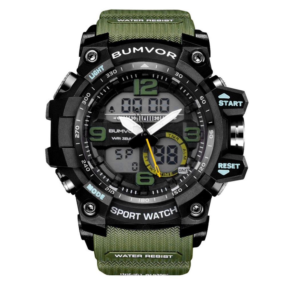 Digital Clock Wristwatch Shock Male Waterproof LED Sport Masculino Men New Relogios