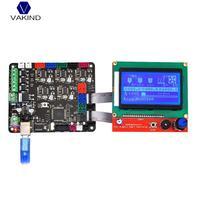 3D Printer Part Motherboard Kit MKS SBASE V1 5 Motherboard 12864LCD Display Screen L Type Adapter