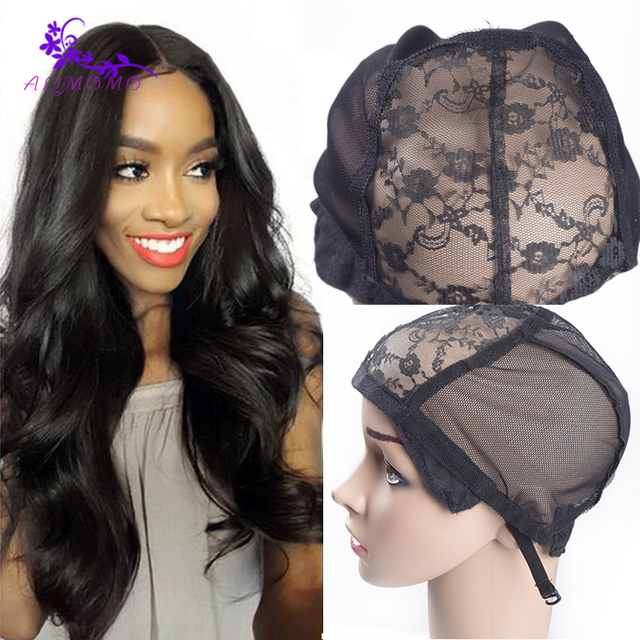 Wholesale 10pcslot Lace Wig Caps For Making Wigs And Hair Weaving