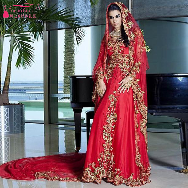 Buy gorgeous luxury wedding dress red for Where to buy red wedding dress