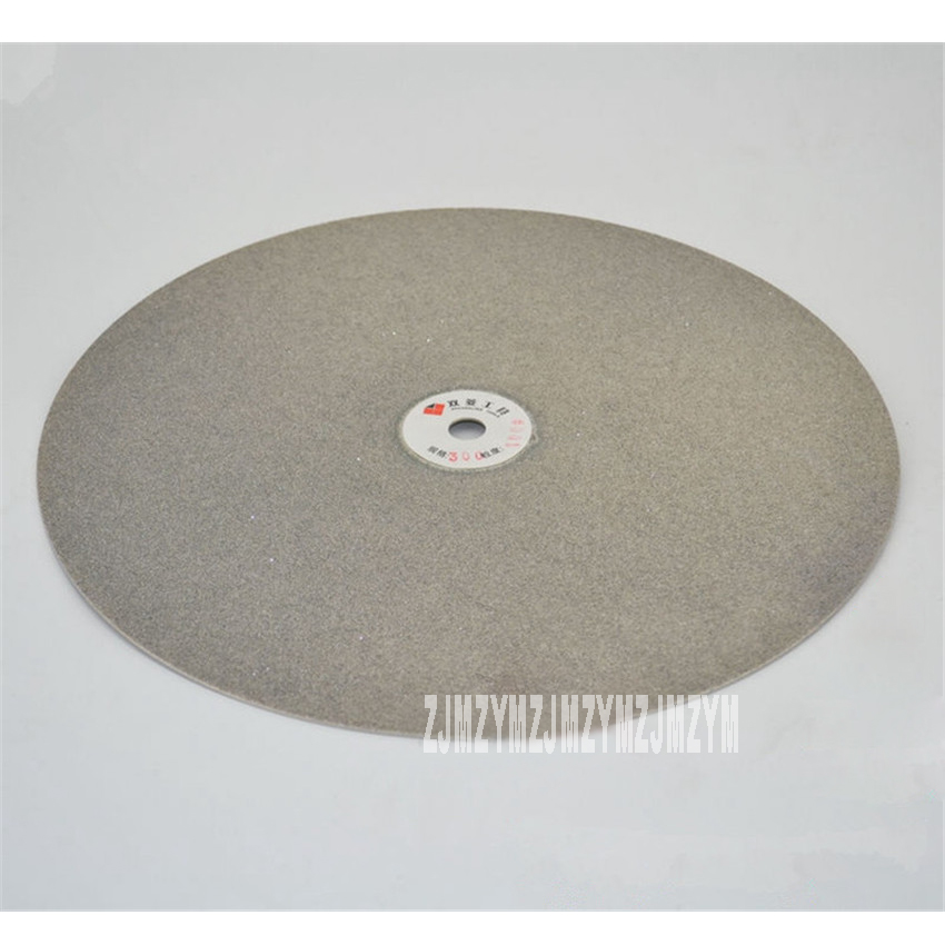 New 24 Inch Grit 60 600 Diamond Grinding Disc Diameter 600MM Abrasive Wheels Coated Flat Lap Disk Jewelry Lapidary Tools 12.7MM