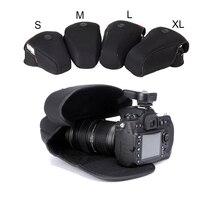 Soft Neoprene Camera Case Bag For Canon EOS 1300D 1200D 1100D 750D 80D 800D 700D 760D