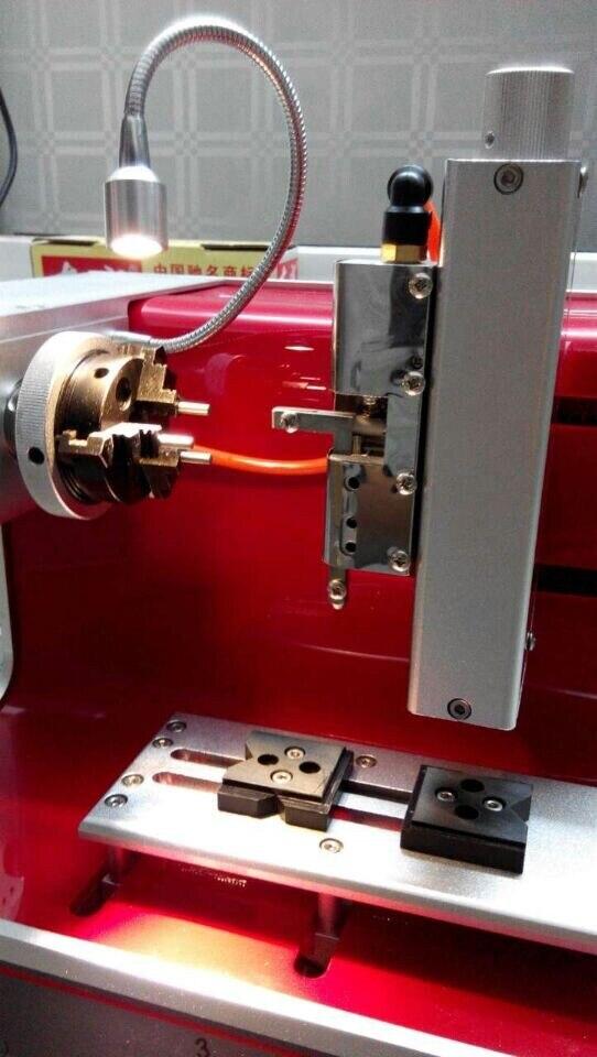 Machine de gravure d'anneau extérieur intérieur, outil de marquage de gravure de bijoux, machine de gravure de plaque de CNC, joyer de machine de gravure de bracelet