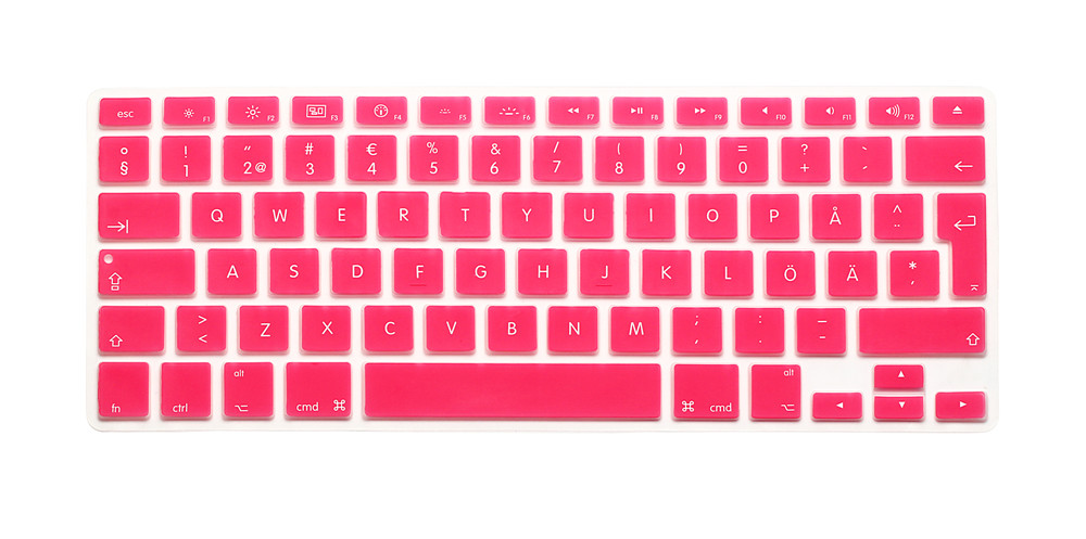 graphic relating to Printable Keyboard Stickers referred to as US $3.59 10% OFFRYGOU Swedish Svenska Letters Silicone Keyboard Stickers for MacBook Keyboard Protect European Style for Mac Reserve Air Professional 13 15 17-in just