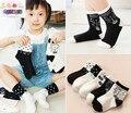 2016 modelos de invierno nueva colección cat en calcetines gruesos de algodón calcetines de bebé de alta calidad adecuado para 1-12 niños