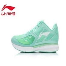 LI-NING 11 Generación Ul tra-luz de Verano la Luz Transpirable Zapatos Deportivos Zapatillas de Deporte Zapatos Para Correr Para Mujer ARBJ016