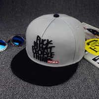 Printemps en gros nouveau modèle lettre NY LA casquette à bord plat homme femmes coton chapeau snapback Hip Hop chapeaux automne couple casquettes de baseball