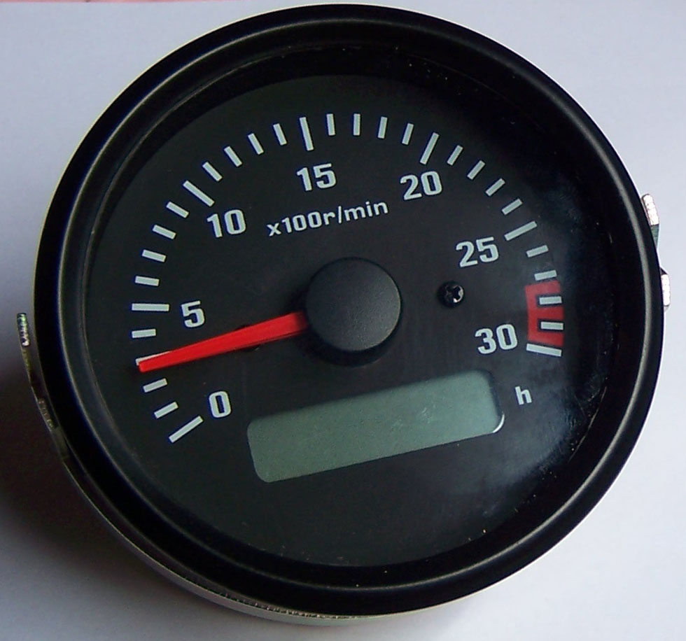 все цены на 12V Engine tachometer/engine dedicated tachometer*100R/MIN with display онлайн