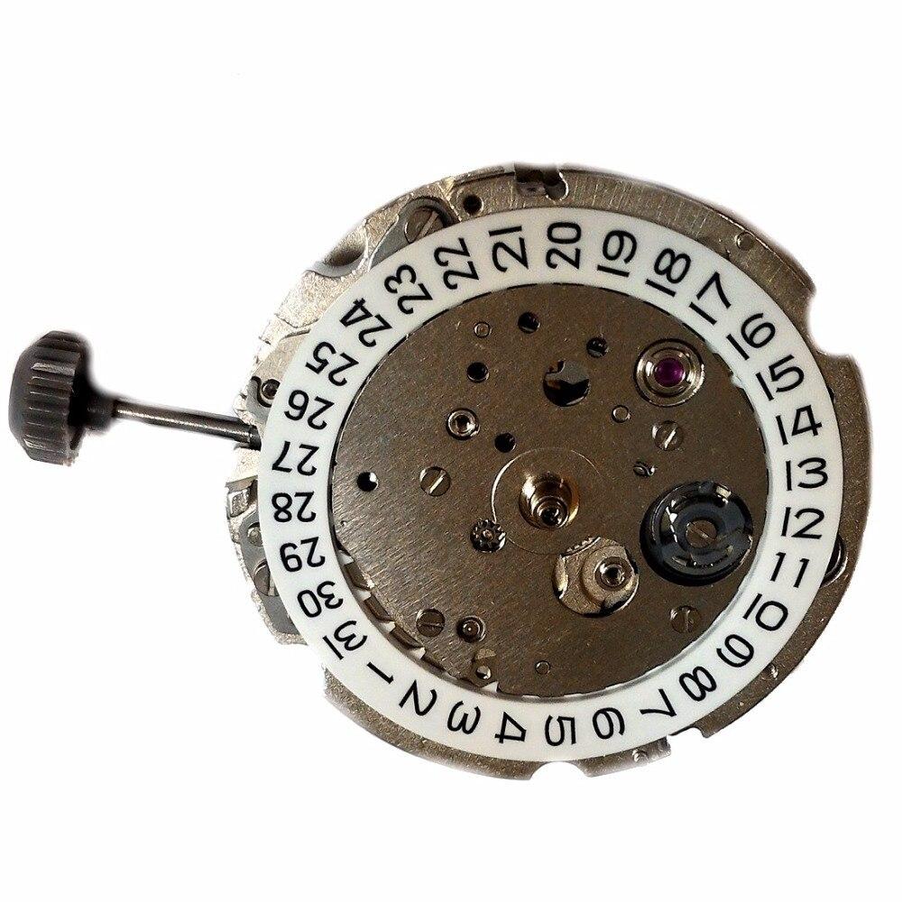 Miyota 8215 Meccanico Automatico 3 Mani Data 21 Gioielli Giappone Fatto Nuovo Originale MO1017A-in Orologi meccanici da Orologi da polso su  Gruppo 1