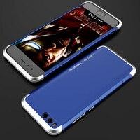 For Xiaomi Mi6 Mi 6 Case Luxury Metal Aluminum PC Back Cover Capa For Xiaomi Mi6