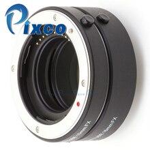 ADPLO עבור X A5 X A20 X A10 X A3 X A2 X A1 X T2 X E3 X E2S X E2 X E1 X T100 Tube הארכת מאקרו פוקוס אוטומטי עבור Fujifilm FX מצלמה