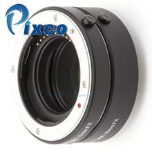 ADPLO para X A5 X A20 X A10 X A3 X A2 X A1 X T2 X E3 X E2S X E2 X E1 X T100 Autofoco Macro Tubo de Extensão para Fujifilm FX Camera