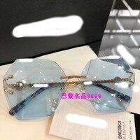 K0401 2019 Роскошные Подиумные Солнцезащитные очки женские брендовые дизайнерские солнцезащитные очки для женщин Carter очки