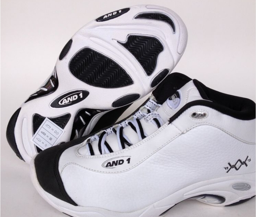 Free shipping 100% authentic new basketball shoes AND1 Tai