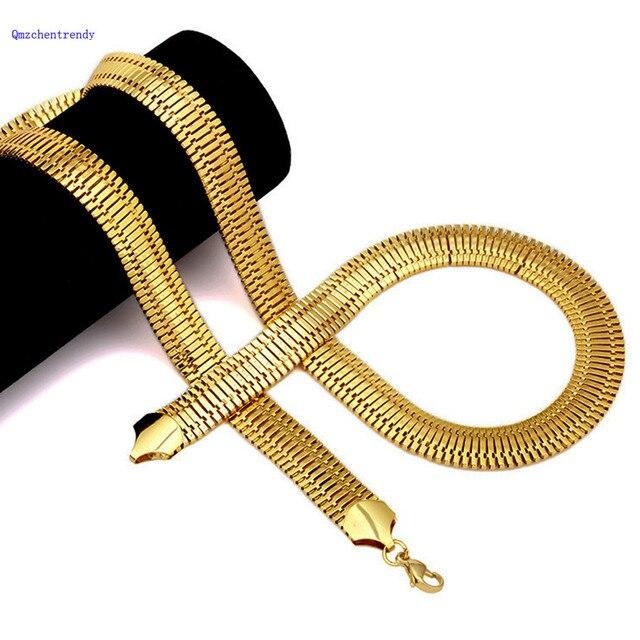 Купить ожерелье в елочку мужское гальванизированное колье стиле хип картинки