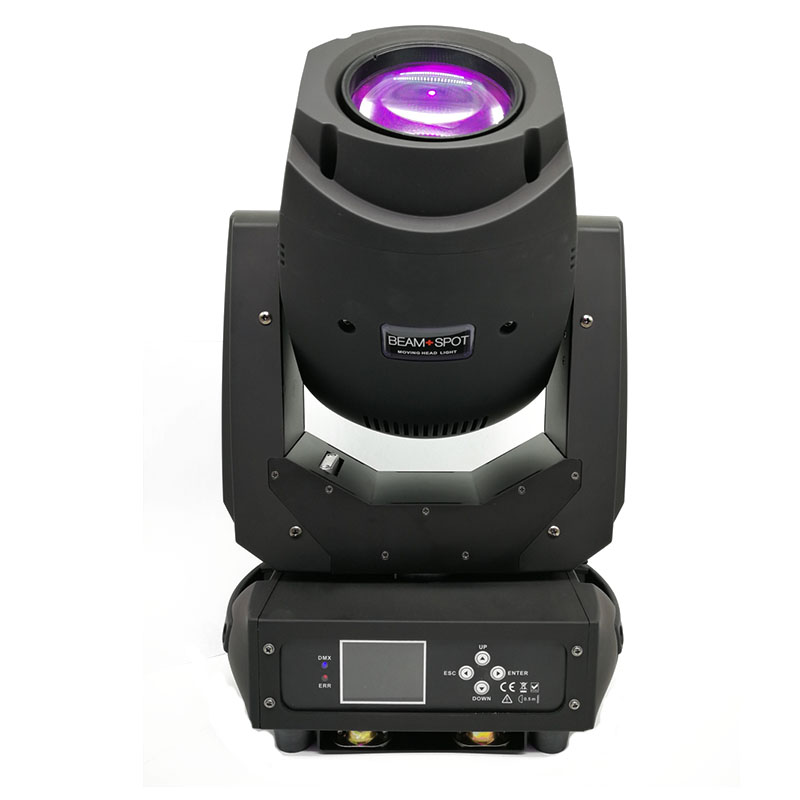 Led 200w 2in1 RGBW Beam/Spot Light DMX512 Moving Head Light DJ /Bar /Party /Show /Stage Light LED Stage Machine