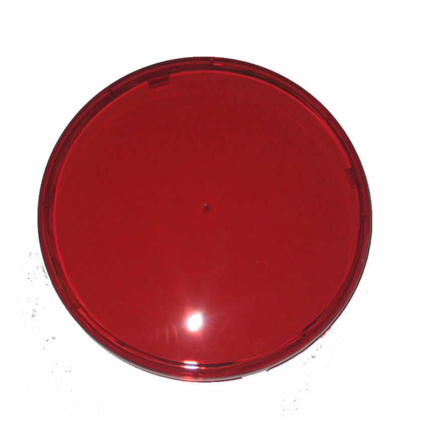 2 Kleuren Availble 125mm Groen of Rood Lens Filter voor LED Spotlight. Handheld of Scope Mount Licht