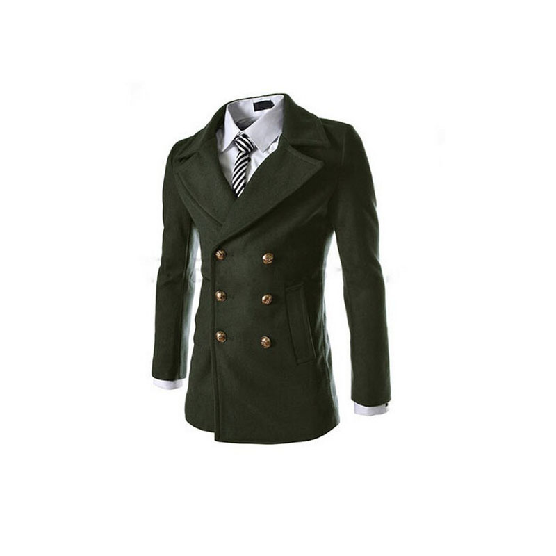 coat kit Picture - More Detailed Picture about Men's Long Trench ...