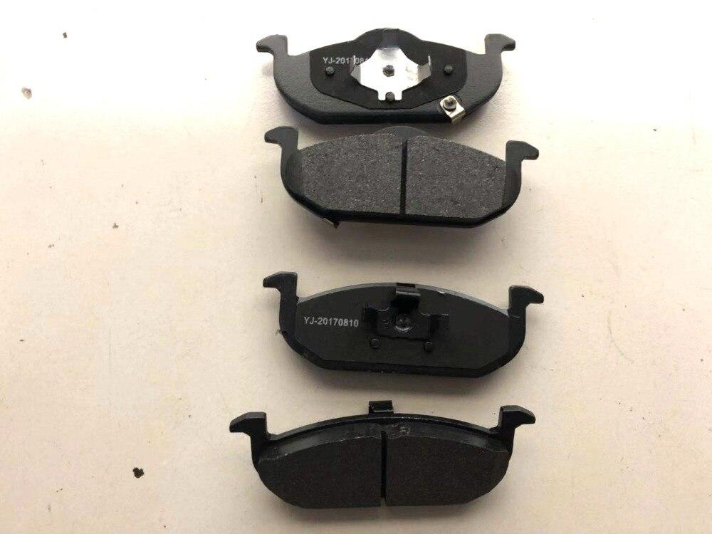 Plaquettes de frein avant set auto voiture PAD KIT-FR frein à disque pour chinois SAIC MG3 MG5 ROEWE 350 pièce Automobile 10163252 - 3